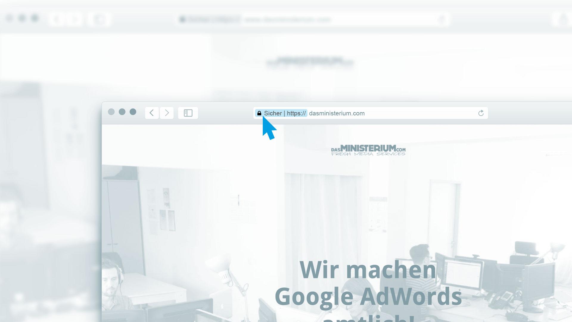 Google Chrome Macht Ssl Zur Pflicht Dasministeriumcom